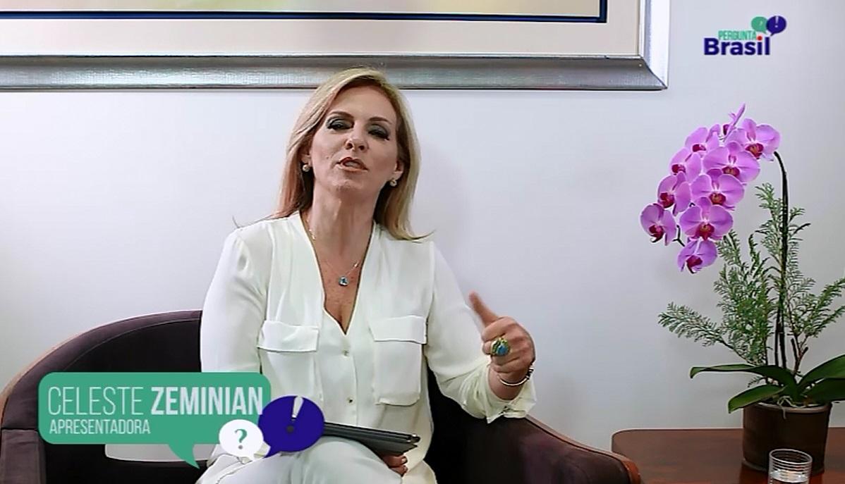 Pergunta Brasil – com Celeste Zeminian